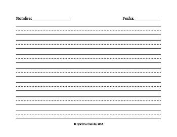 Writing Worksheet #2