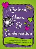 Writing Worksheets for Second Grade - Cookies, Cocoa, & Conversation