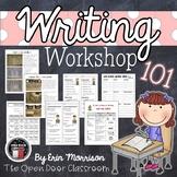 Writing Workshop 101