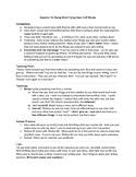 """Writing Unit of Study-Unit 1 Outline (Lucy Calkins) """"Lesso"""