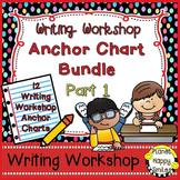 Writing Workshop Anchor Chart Bundle Part 1