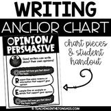 OREO Opinion Writing Poster (Oreo Writing Anchor Chart)