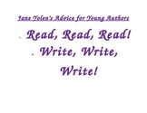 Writing Workshop Author's Quotes