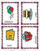 Writing Workshop---Birthday Words