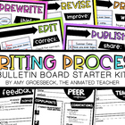 Writing Process Bulletin Board Starter Kit