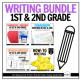 Writing Workshop Bundle: 1st & 2nd Grade