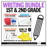 Writing Workshop Bundle: 1st & 2nd Grade