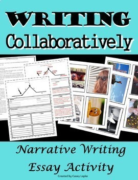 Writer's Workshop: Collaborative Writing - Narrative - Picture Prompt - Plot