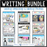 Writing Workshop ENTIRE YEAR BUNDLE (9 Top Writing Program Resources)