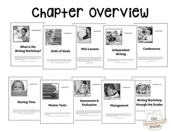 Writing Workshop Guide & Printables K-8