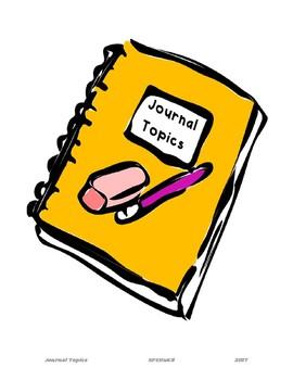 Writing Workshop Journals
