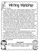 Writing Workshop Letter to Parents {Editable} FREEBIE