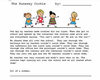 Writing Workshop Lucy Calkins First Grade Unit 4 Scenes to Series