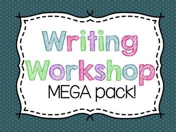 Writing Workshop Mega Pack!