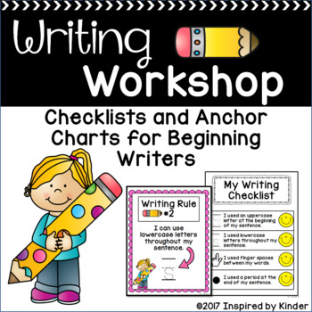 Writing Workshop Resources {A Mini Bundle}