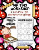 Writing Workshop: Mini Lesson on Details {I Can Draw Character Feelings}
