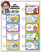 Writing Workshop Mini Posters {for Editing} Kindergarten and First Grade