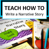 Narrative Story, Writing Workshop