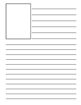 Writing Workshop Narrow Line Page Pack