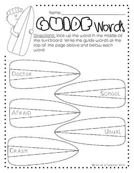 Writing Workshop {Print and Go}