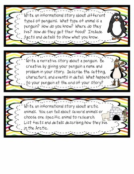Writing Workshop Prompts for a Complete School Year