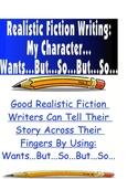 Writing Workshop Realistic Fiction Organize Story Printabl