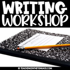 Writer's Workshop Writing Resources (Launching Writing Workshop)
