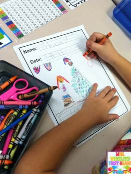 First Grade Writing Workshop Resources