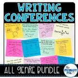Writing Workshop Conferences Bundle