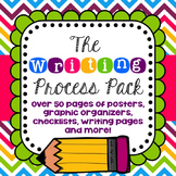 Writing Workshop Writing Process Pack