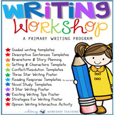 Writing Workshop and Writing Centers Bundle