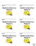Writing Workshop notebook label- emoji theme