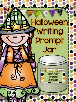 Writing Workstation Halloween Prompts
