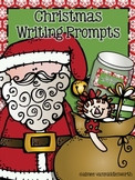 Writing Workstation Jar of Christmas Writing Prompts