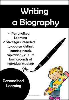 Writing a Biography