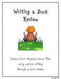 Writing a Book Review Common Core Aligned