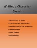 Writing a Character Sketch