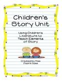 Writing a Children's Story - Unit Plan