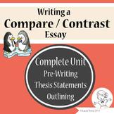 Compare / Contrast Essay - Complete Unit
