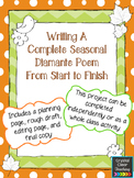 Writing a Complete Spring/Fall Diamante Poem