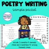 Writing a Diamante Poem