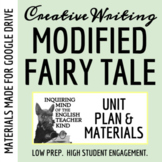 Writing a Fairy Tale for High School (Standards-Based Unit Plan & Materials)