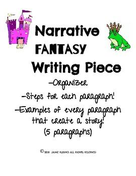 Writing a Fantasy Narrative!