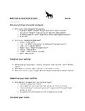 Writing a Fantasy Story - Notes and Assignment Criteria