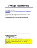 Writing a Feature Story