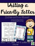 Writing a Friendly Letter FREEBIE!