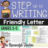 Step up to Writing Inspired - Writing a Friendly Letter