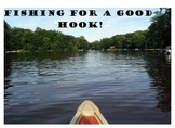 Writing Hooks - Fishing For A Hook Activity (Smart Notebook Version)