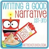 Writing a Good Narrative