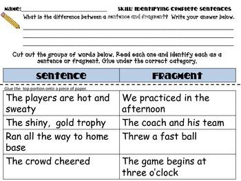Writing a Home Run Sentence